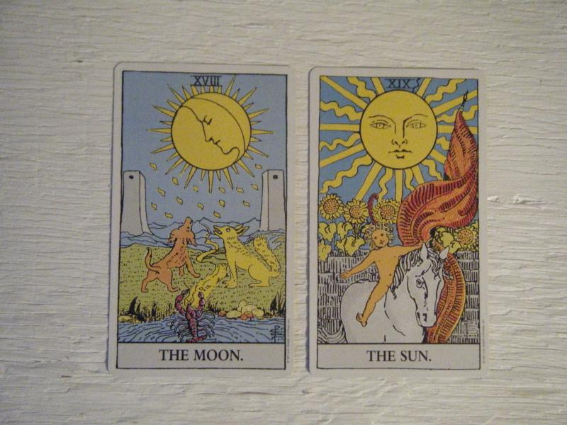 www vikkianderson net - THE MAJOR ARCANA